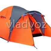 Палатка Navajio оранжевая двух местная с чехлом 2259