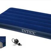 Кровать Intex велюр68950