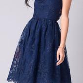 Шикарное ажурное платье asos chi -chi 50 размер