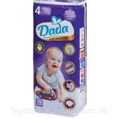 Подгузники Dada Premium 4 (7-18кг. 50шт.), 5 (15-25 кг. 42шт.)