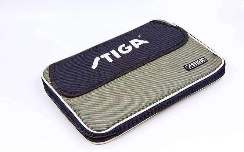 Чехол на ракетку для настольного тенниса Stiga Style 884801: размер 30х21см фото №1