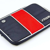 Чехол на ракетку для настольного тенниса Stiga Stripe 884901: размер 30х21см