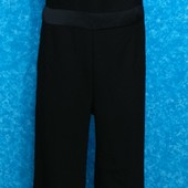 Комбинезон классический штаны клеш без рукава черный Esmara