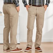 Мужские брюки Chino  от тсм Tchibo Германия р.48