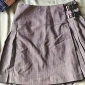 Классическая юбка Colin's на ремнях, р-р S