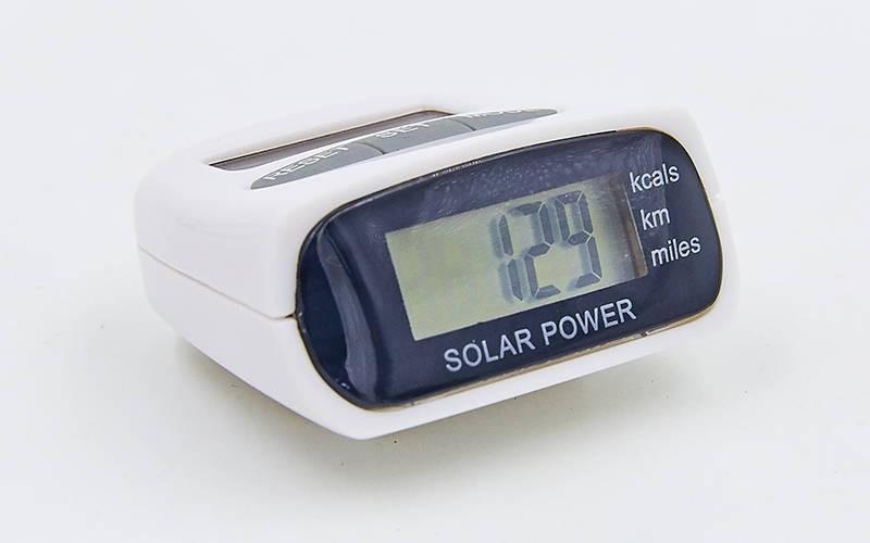 Шагомер электронный с клипсой 02T: количество шагов + расстояние фото №1