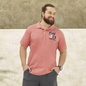 мужская футболка поло Livergy/Германия.3xl  64-66