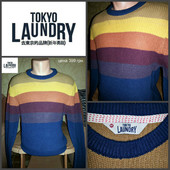 Свитер от Toryo Laundry, оригинал, р.М, сост-ние идеал! Япония.