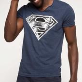 2-39 Мужская футболка DeFacto одежда Турция чоловіча футболка майка мужская одежда