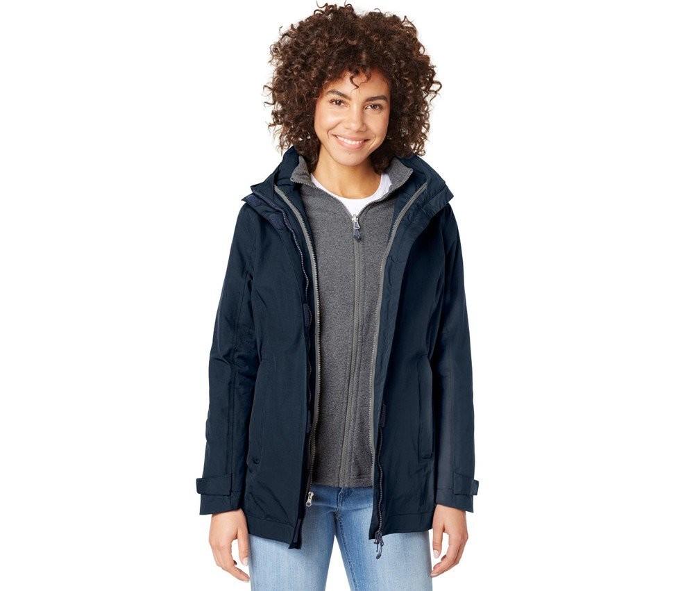 Куртка женская 3в1 tcm tchibo чибо всепогодная фото №1