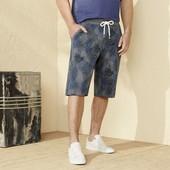 Мужские шорты  большого размера 4XL 27-42 О