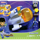 Крутая игрушка Miles From Tomorrowland StarJetter