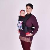 Май-слинг Universal преноска для детей с рождения