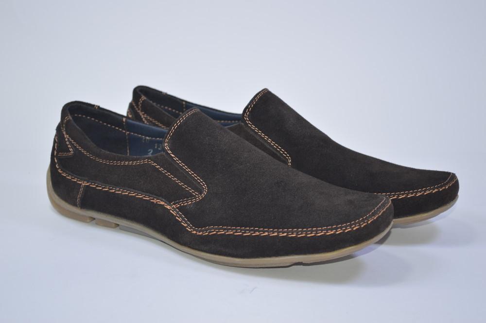 66c62c2e9 Мужские туфли, распродажа, натуральная замша, цена 490 грн - купить ...