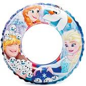 """Надувной круг """"Холодное сердце"""" 3-6 лет, Intex 56201"""