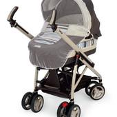 Распродажа - Сетка для защиты ребенка в коляске от домашних животных от Mothercare котов