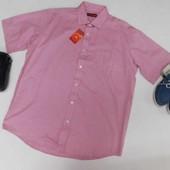 Стильная мужская рубашка хлопок, Бенгладеш, размер 54 наш