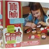 Распродажа - Набор для лепки Пончики от Tutti Frutti  тесто для лепки