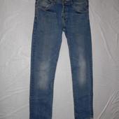 W33 L32, поб 50, узкачи джинсы H&M стильные!