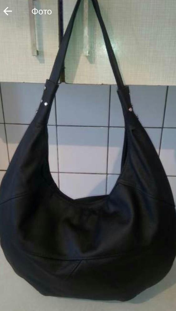 Сумка женская кожа натуральная, кожаная , сумка -мешок фото №1