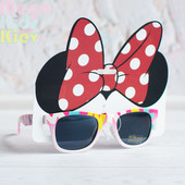 Брендовые испанские детские солнцезащитные очки Minnie Mouse