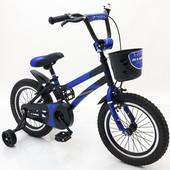 """Велосипед двухколесный """"Hamer-16″ S500 Blue"""