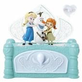Disney музыкальная шкатулка холодное сердце Frozen do you want to build a snowman jewelry box toy