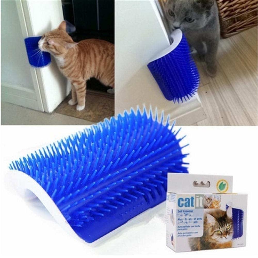 щетка для самогрубинга кошек фото №1