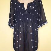 54-56р.красивая блуза Papaya-18