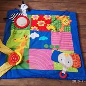 Развивающий коврик Джунгли Chicco