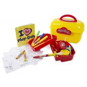 Play-doh набор для детского творчества арт-саквояж CPDO013-pe