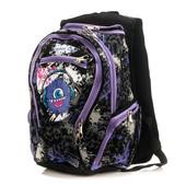 Рюкзак школьный с ортопедической спинкой. 2 расцветки