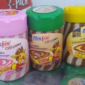 Шоколадная паста Mix Fix Cream 400г.