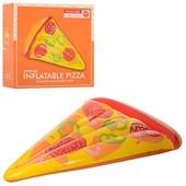Надувной пляжный матрас пицца 25568
