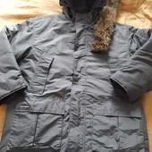 Зимняя тёплая куртка фирменная Ёisenegger р.54 XXXL