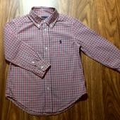 Рубашка Ralph Lauren оригинал на 3 г