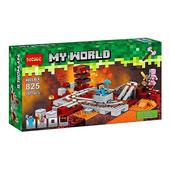 Конструктор Decool 825 (Аналог Lego Minecraft 21130)