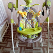 Продам кресло-качель и шезлонг 3 в 1