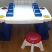 Детская парта стол от Step2