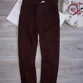 Стильные брюки george 5-6 л110-116см Хлопок