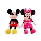 Минни и Микки Маус Disney, 28 см, новые