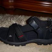Бомбезные технолог. комфор. бренд.сандалии Quechua,спорт.стиль,Франция