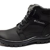 Мужские утепленные ботинки по доступной цене (МК-02-НБ)