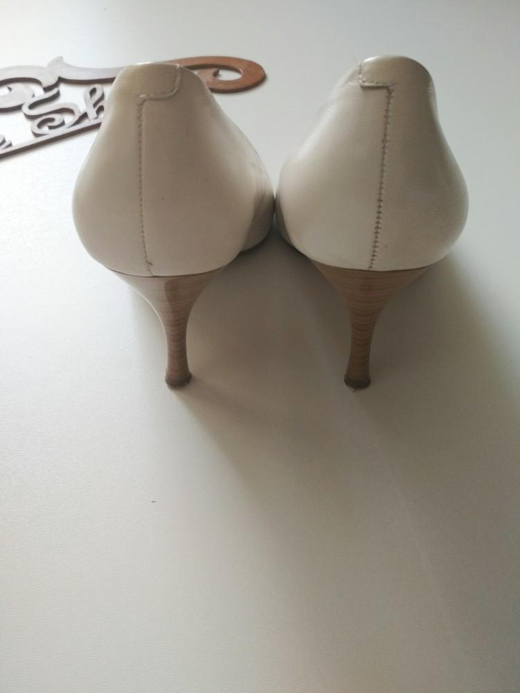 Кожаные туфли 5th avenue, размер 36 фото №4