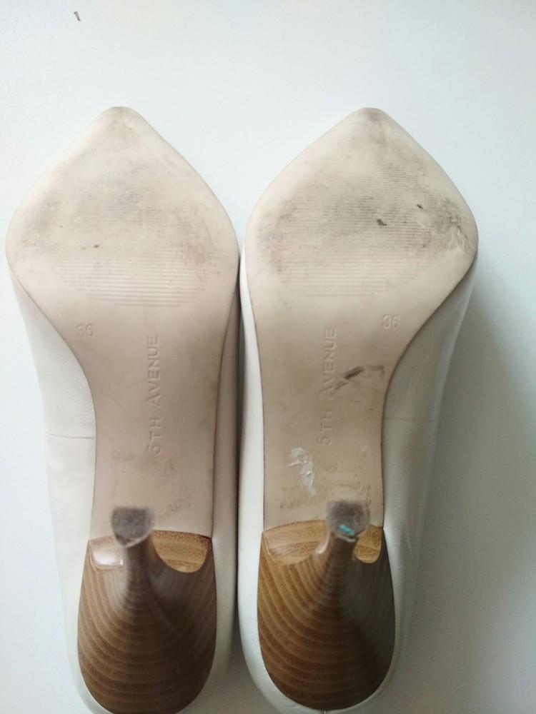 Кожаные туфли 5th avenue, размер 36 фото №6