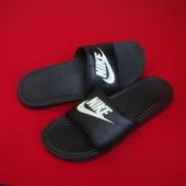 Шлепанцы Nike оригинал 43-44 размер