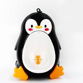 Пісуар Penguin Black