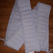 Бортики защита для кроватки ikea