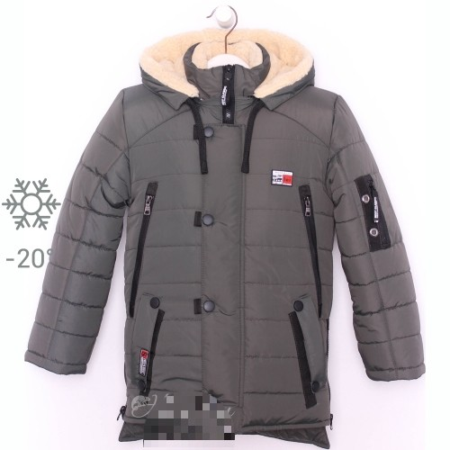 Зимняя куртка м-9 фото №1