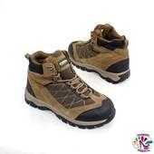 Трекинговые ботинки 41 р 42 р Outdoorlife кожа оригинал деми